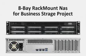 TerraMaster 8-Bay RackMount NAS for Business and Government Use