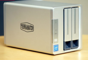 TerraMaster F2-220 – малък NAS за домашни забавления