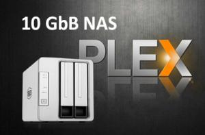 Building A Plex Media Server with TerraMaster 10GbE Series
