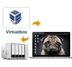 Virtualbox—Establish virtual servers in easy way