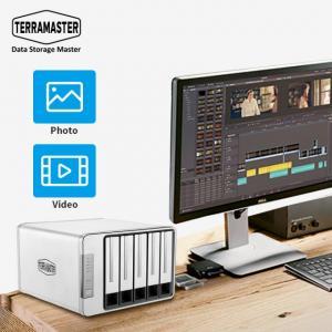TerraMaster Introduces D5-300 RAID Storage with RAID 5