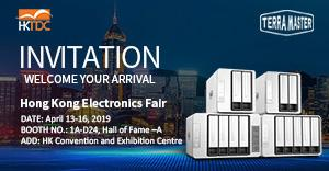 Welcome to the Hong Kong Electronics Fair(Spring Edition)