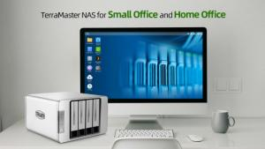 NAS for Professionals in Small Office and Home Office Settings