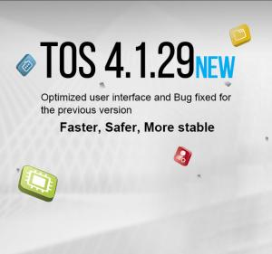 TOS 4.1.29 Release Notes