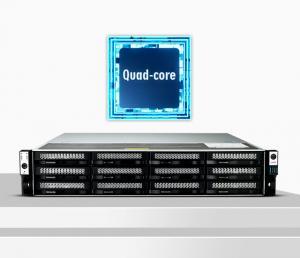 TerraMaster Presents Upgraded U12 Rackmount NAS Series with Intel Xeon CPUs