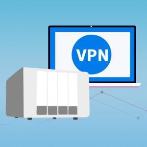 How to set  TNAS as VPN server?