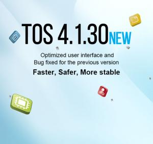TOS 4.1.30 Officially Released