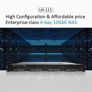 TerraMaster Launches U4-111 Enterprise-Class Storage Server